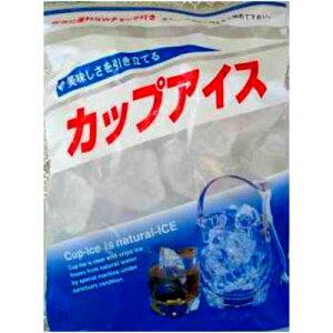 氷 かちわり ブロックアイス「カップアイス」1.1kg×10袋×1箱 ドリンク用 業務用◇宇都宮製氷