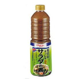 エバラ 韓国風 チョレギサラダ の素(塩味)1L×6本 業務用◇【お取り寄せ品】