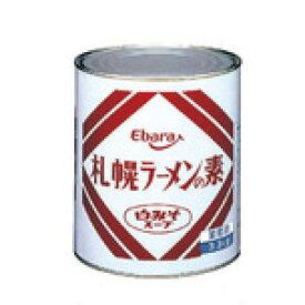 エバラ 札幌ラーメンの素 白みそスープ 3.3kg×6缶×1箱