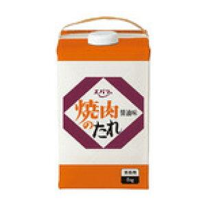 エバラ 焼肉のたれ 醤油味 紙パック 5kg×1個
