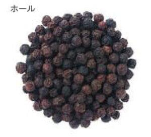 ギャバン ブラックペッパー ホール 100g×10袋×2箱(計20袋) 粒胡椒黒 GABAN 業務用◇