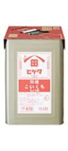 ヒゲタ 特選こいくちしょうゆ 18L×1缶 JAS特級 濃口醤油 業務用☆