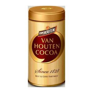 バンホーテン ピュアココア 400g×12本 業務用 Van Houten Cocoa 【お取り寄せ品】