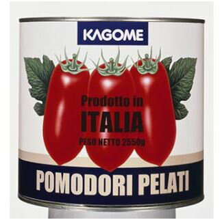 カゴメ ホールトマト 2550g×6缶 業務用 箱売り