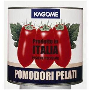 カゴメ ホールトマト 2550g×6缶 業務用☆