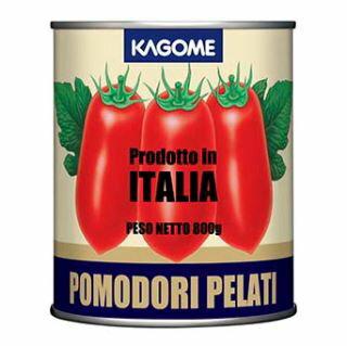 カゴメ ホールトマト 800g×2缶 業務用