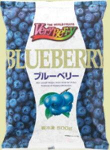ブルーベリー 500g×20袋×1箱(計10kg) 冷凍 業務用◇ノースイ【お取り寄せ品】