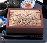 シマダヤ「真打」更科乱切そば(冷凍)200g20食×1箱業務用◇ミニダブル