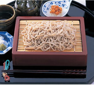 シマダヤ 「真打」更科乱切そば(冷凍) 200g 20食×1箱 業務用◇ミニダブル