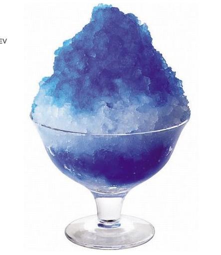 かき氷シロップ ブルーハワイ 1.8L×2本 スミダ 業務用