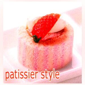 テーブルマーク PSロールケーキいちご(冷凍) 200g 6本×2箱(計12本)【お取り寄せ品】