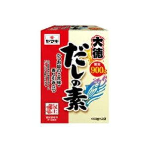 だし ヤマキ だし の素 大徳 顆粒 900g×1個 業務用◆