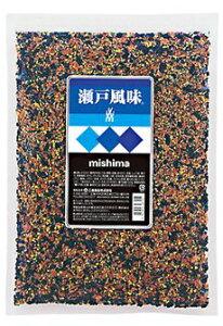 三島 瀬戸風味 ふりかけ 500g×2袋(計1kg) ☆☆