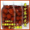 【送料無料】栗甘露渋皮煮(業務用)12本ケース販売