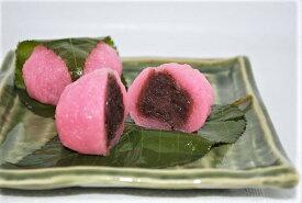 【ヤマ食】桜餅大50g・さくらもち。桜もち(業務用20個)