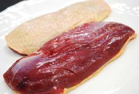 ハンガリー産鴨ロースカット肉(業務用)200g〜220g、鴨肉、合鴨、合鴨肉