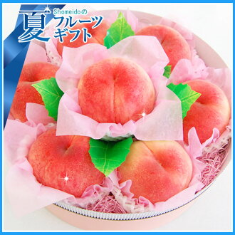 The Wrapping Peach (2 kg) [summer gift» «late June-around since early July visit ships»