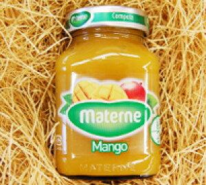 ベルギー産マテルネフルーツコンポート(マンゴー)