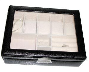 即納品ベローナ(VERONA)本革5本時計ケース ジュエリーボックス コレクションケース メンズ用レディース用