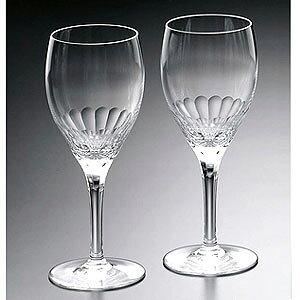 皇室御用品 カガミクリスタル エクラン ペアワイングラス ガラス(硝子)母の日 敬老の日 誕生日 還暦祝い 退職祝い 記念品 結婚祝い 古希祝い 内祝い 引き出物 記念日 業務用 ギフト プレ