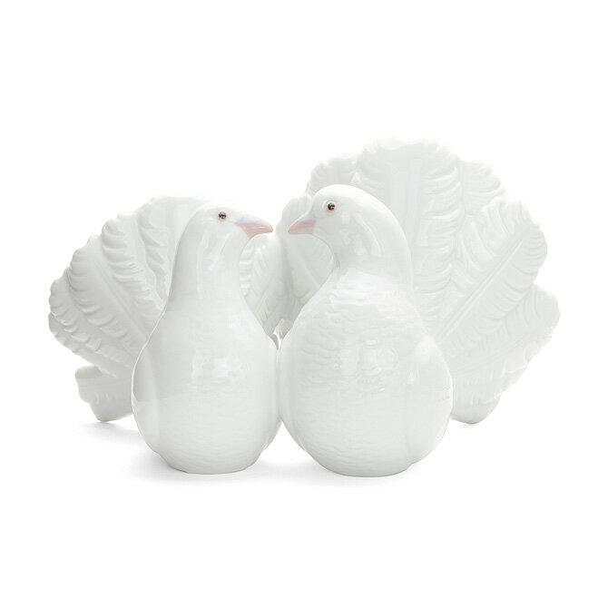 リヤドロ LLADRO つがいの鳩 1001169 COUPLE OF DOVES ポーセリン 陶器 ハト 鳥 【楽ギフ_包装】