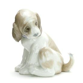 リヤドロ LLADRO マイフレンド 1006210 GENTLE SURPRISE ポーセリン 陶器 犬 【ラッキーシール対応】