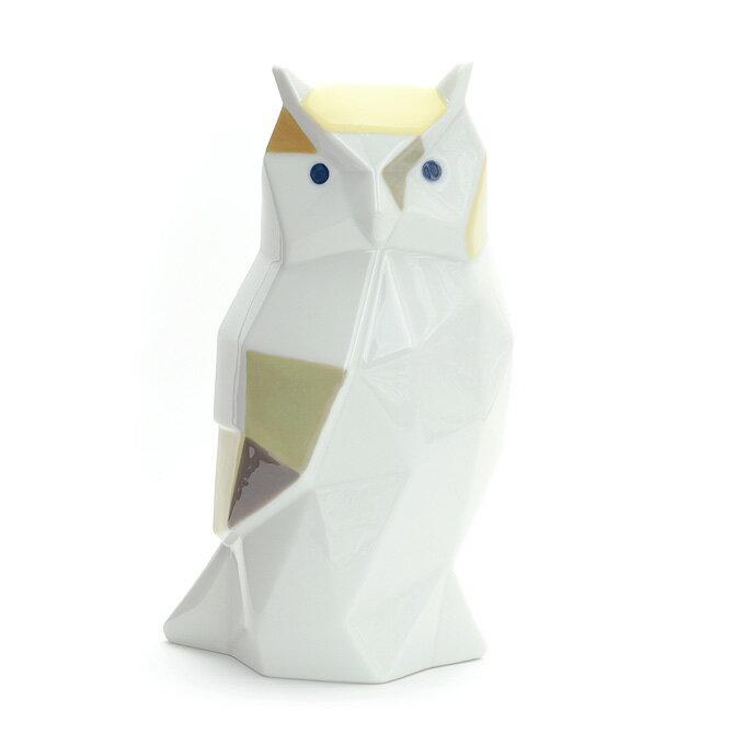 リヤドロ LLADRO Origami フクロウ 1009265 OWL ポーセリン 陶器 折り紙ふくろう 【楽ギフ_包装】