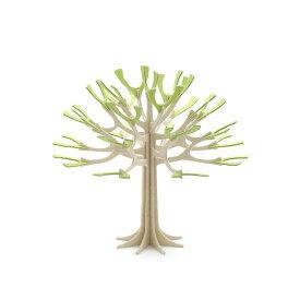 ロヴィ lovi シーズンツリー 11.5cm (ペールグリーン) SEASON TREE PALE GREEN 木 ウッド グリーディングカード