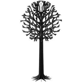 ロヴィ lovi ツリー 55cm (ブラック) TREE BLACK 木 ウッド ロヴィツリー グリーディングカード