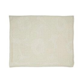 マリメッコ marimekko ウニッコ ブランケット (オフホワイト) Unikko blanket 070250 810 マフラー ストール 花柄 フラワー