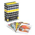 マリメッコmarimekkoポストカード100枚セット(50柄・各2枚)100POSTCARDSISBN9781452137384P19Jul15