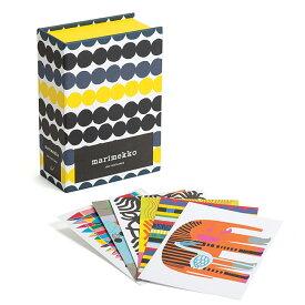 マリメッコ marimekko ポストカード 100枚入り(50柄・各2枚)100 POSTCARDS ISBN 9781452137384