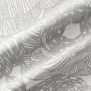 マリメッコ marimekko ファブリック生地 クルイェンポルヴィ (191 グレー) 10cm単位カット販売 066387 191 Cotton f…