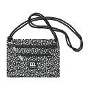 マリメッコ marimekko ウニッコ スマート トラベルバッグ (オフホワイト×ブラック) Unikko Smart Travelbag 049509…
