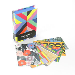 マリメッコ marimekko ポストカード 50枚入り(50柄・各1枚)50 POSTCARDS 9781452176727