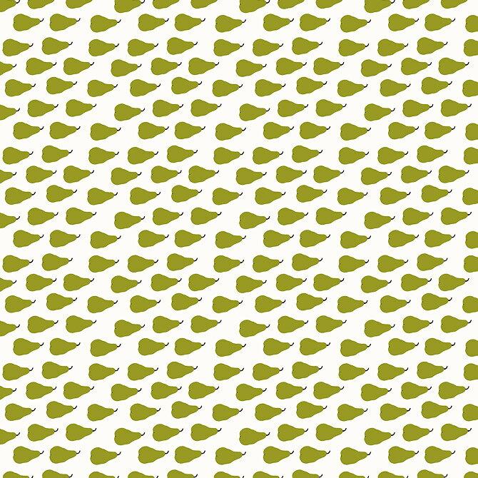 マリメッコ marimekko ファブリック生地 ピエニパーリナ (160 ホワイト×グリーン) 10cm単位カット販売 069125 160 Cotton fabric Pieni Paaryna マリメッコ生地