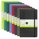 モレスキン MOLESKINE クラシック ノートブック (無地) ラージ ソフトカバー (全6色) CLASSIC NOTEBOOKS SOFT COV…