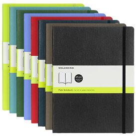 モレスキン MOLESKINE クラシック ノートブック プレーン(無地) エクストララージ ソフトカバー / 19.0x25.0cm(8色) CLASSIC NOTEBOOKS SOFT COVER PLAIN XLARGE