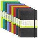 モレスキン MOLESKINE クラシック ノートブック プレーン(無地) ラージ ハードカバー / 13.0x21.0cm(6色) CLASSIC NOTEBOOKS HARD COVER PLAI