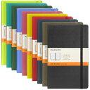 モレスキン MOLESKINE クラシック ノートブック ルールド(横罫) ラージ ハードカバー / 13.0x21.0cm(6色) CLASSIC NOTEB...