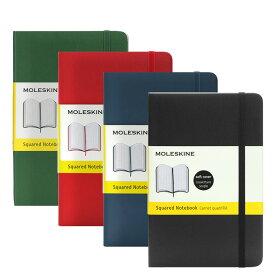 モレスキン MOLESKINE クラシック ノートブック 方眼 ポケット ソフトカバー (全4色) CLASSIC NOTEBOOKS SOFT COVER POCKET SQUARED スクエア