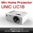 Mini Home Projector ミニ ホームプロジェクター シアタープロジェクター 手のひらサイズ 小型 軽量 ピント調整 家庭用 携帯式 ハイビジョン...