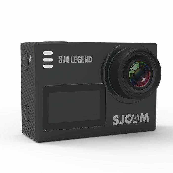 【正規品】【バッテリー1個追加】 ウェアラブル アクション カメラ 4K 動画 広角 166度 Wifi 外部 リモコン 手ブレ防止 タッチ操作 動作安定機種 ALW-SJCAM-SJ6 | アクションカメラ 防水 ウェアラブルカメラ スポーツカメラ スポーツアクションカメラ ウエアラブル