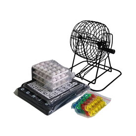 ビンゴゲームセット ポータブルビンゴ Bingo Game Set おもちゃ 玩具 宴会 結婚式2次会 マスターボード付き ◇ALW-BINGO
