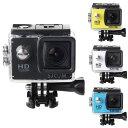 SJCAM 正規品 SJ4000 2.0インチ アクションカメラ ウェアラブルカメラ バイク スポーツカメラ コンパクト HD動画対応 …