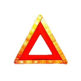 トライアングル反射停止板 緊急警告板 非常停止お知らせ板 停止警告板 緊急標識 三角停止板 ◇ALW-TRI-REFLECT