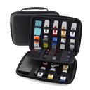 モバイル 収納 保護 ケース USBケース 電子アクセサリー トラベルオーガナイザー 万能 トラベルパッキングキューブ 耐…