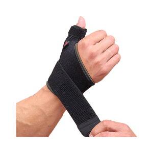 親指サポーター ばね指 腱鞘炎 突き指 手首固定 関節症 捻挫 親指付け根の骨折 脱臼 ダブルサポートスプリング◇ALW-A-1670【メール便】【1000円以下】 | 親指 付け根 サポーター 手首 指サポー