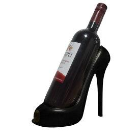 ハイヒール ワインスタンド ワインラック パンプス 可愛い オシャレ セクシー パーティー インテリア ワインホルダー ◇ALW-YHG-01
