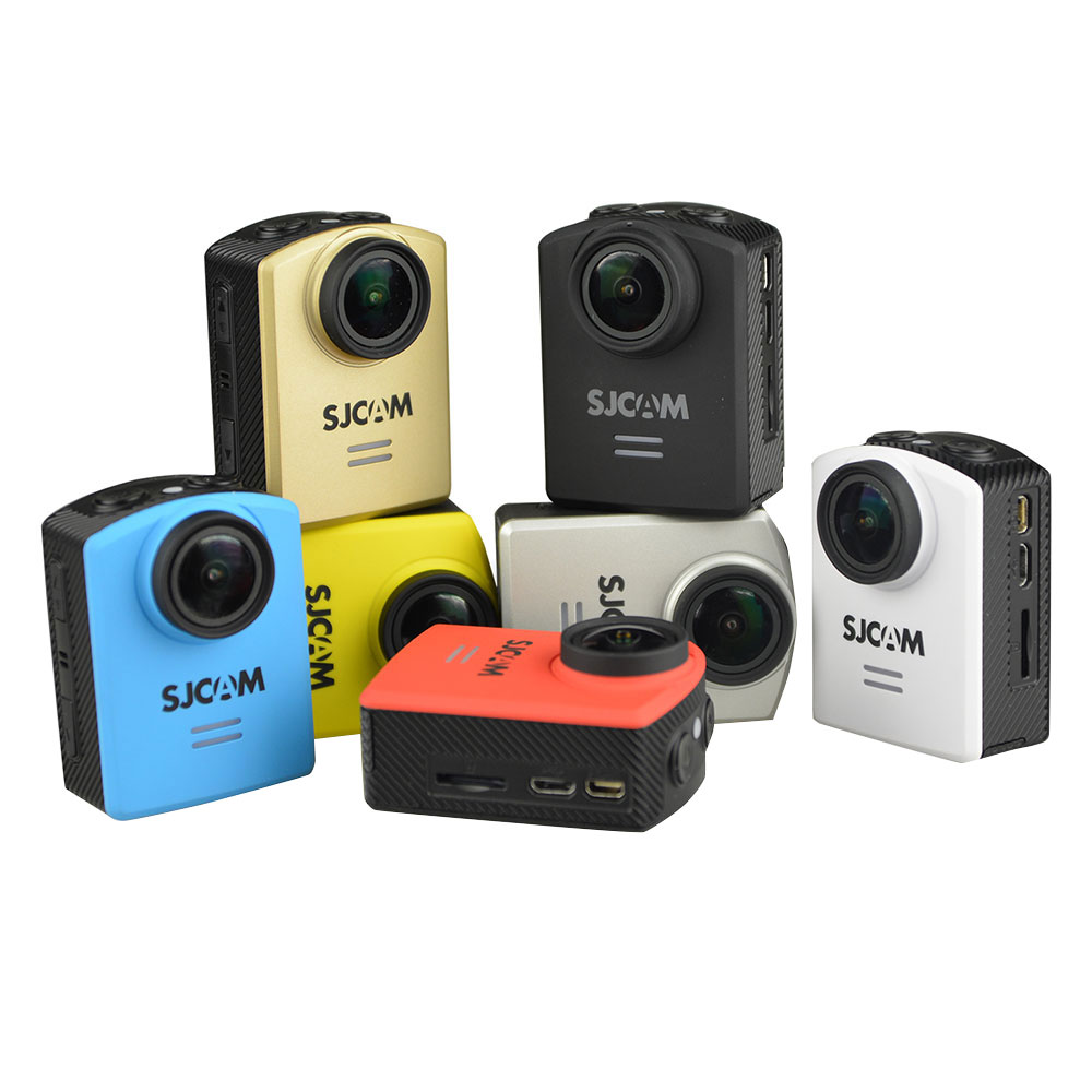 SJCAM最新モデル M20 Wifi アクションカメラ NTK96660 搭載 ジャイロ 搭載 スポーツ に 車 に ウェアラブルカメラ ドライブレコーダー バッテリー 1個 追加 ◇ALW-M20 | 小型 防水 カメラ スポーツカメラ スポーツアクションカメラ 4k 手ぶれ補正 車載カメラ ドラレコ
